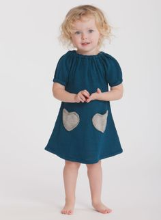 Oeuf: HEART DRESS