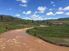 Route Tana - Fianarantsoa