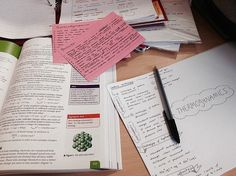 Studyblr and etc. — studylizziee: 18.01.18 // chem revision from my...