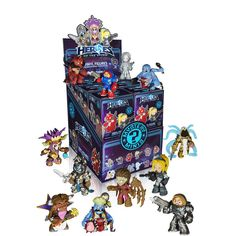 Heroes of the Storm Mystery Minis Vinyl Figure