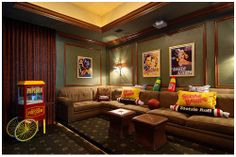 166 best media room images in 2013 home theatre home - Movie theater palm beach gardens ...