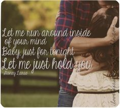 Let Me Hold You - Stoney LaRue