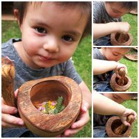 ABC Does a mud kitchen - excellent as ever Outdoor Play Areas, Outdoor Fun, Preschool Director, Mud Kitchen, Kitchen Ideas, Outdoor Classroom, Outdoor Learning, Learning Through Play, Kids Playing
