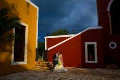 Destination wedding / Hacienda Temozon Sur / A luxury colletion hotel / Yucatan, Mexico