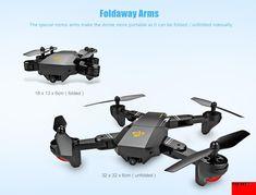 TIANQU XS809W Katlanabilir RC Quadcopter - RTF - SIYAH Üç PILLE, 2MP CAMERA + AIR PRESS ALTIT ILE  #quadcopter #quadcopterdrone #quadcopterkit #quadcopterframe #quadcopterparts #quadcoptermotors #quadcopterwithcamera #quadcopte simulator #quadcopteramazon #quadcopteraircraft