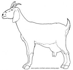 download Goat Coloring Pages for kids Best Coloring Pages Clip