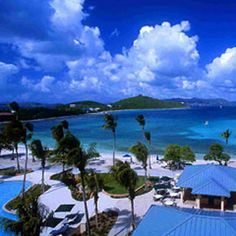 ~ St. Thomas Virgin Islands ~ learned to windsurf ~