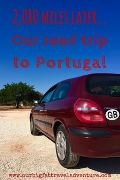 We spent a week driving 2,080 miles from the UK to Portugal via France, Belgium, The Netherlands and Spain, here's how our road trip to Portugal went. Road Trip | Road Trip to Portugal | UK to Portugal | Driving across Europe | Europe Road Trip | Driving abroad #roadtrip #portugal #portugalroadtrip #europeroadtrip