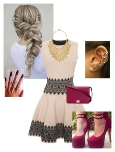 """08032015"" by genesis-nicole on Polyvore"