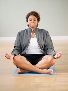 Find Your Zen Place: Your new mom stress levels can mess with your hormones, which will often make you want to eat more and make it more likely that you'll store fat in your abdomen. #newmomsworkout