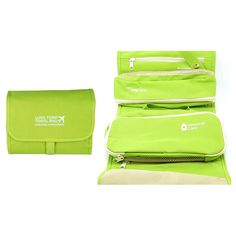 Toponechoice Cute Roll Up Hanging Makeup Travel Cosmetic Toiletry Bag for Women *** Check out the image by visiting the link.