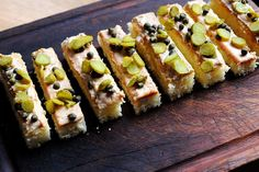 Tom Aikens's rich canapé is perfectly counteracted by a tangy and sweet grape chutney that is lightly flavoured with Armagnac