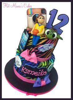 basketball cake for girls - Google Search