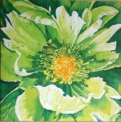 Nicola Haigh - medium: batik, silk