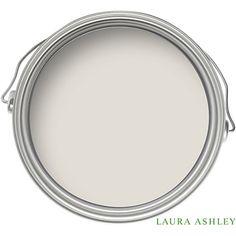 Laura Ashley Standard Pale Dove Grey Matt Emulsion Paint - 2.5L