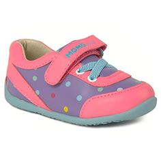 Momo Baby Girls First WalkerToddler Olivia Sneaker Shoes  5 M US Toddler >>> For more information, visit image link. (This is an affiliate link) #BabyGirlShoes