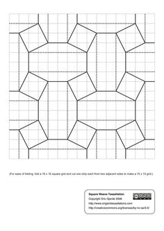 How To Make Tessellation Patterns