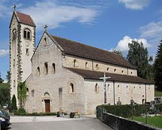 église Saint-Jacques le Majeur, Feldbach. Alsace
