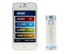 "NODE: a modular, handheld powerhouse of sensors by George Yu — Kickstarter  ML: And the ""tricorder"" was born, finally!  :)"