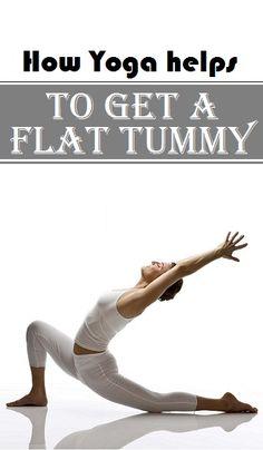 Top 5 Yoga Asanas for Flat Stomach..