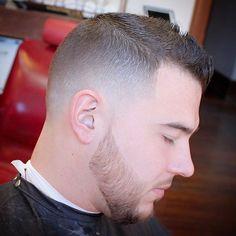 High and Tight Haircut - Men's Hairstyle TrendsFacebookGoogle InstagramPinterestTwitter