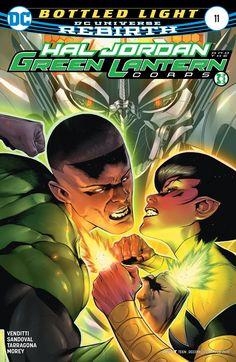 Hal Jordan and The Green Lantern Corps (2016) #11 #DC @dccomics #HalJordan #GreenLantern Release Date: 12/28/2016