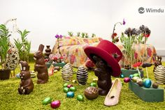 chcolate easter creations