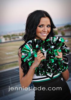 senior cheer photography