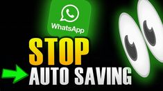 STOP WHATSAPP AUTO SAVING IMAGES TO GALLERY Tech Companies, Company Logo, Gallery, Youtube, Image, Roof Rack, Youtubers, Youtube Movies
