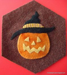 Stitching Society Pumpkin jack