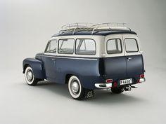 '58 Volvo Duett