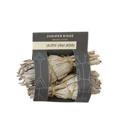 Juniper Ridge White Sage Minis ($11) Carefully burn the bundles of white sage to energize and cleanse your space with the sacred smoke. Even if you are not totally into the holistic aspect, the scent is divine and will clear any other odors.