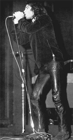Jim Morrison performing - The Doors Photo (8113006) - Fanpop