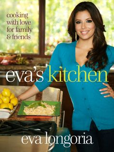 "(1 of 10) Eva Longoria _ The famous desperate housewife Eva Longoria is not so desperate in the kitchen as it looks in the TV show. Actually, this Mexican-American actress is an amazing chef in the kitchen who owns 2 restaurants, one in Hollywood and one in Las Vegas. Also, she wrote a cookbook called ,, Eva's Kitchen""!"
