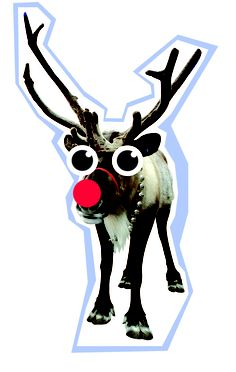 And of course there was Rudolph