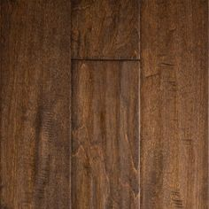 Hand scraped hardwood engineered flooring