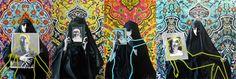 ayad alkadhi - Google'da Ara Past Present Future, Arabic Art, Gcse Art, Sacred Art, Collage Art, Oriental, Culture, Muslim, Islamic