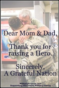 Thank you! #Military #Family http://www.facebook.com/MilitaryAvenue.  For my in laws :)