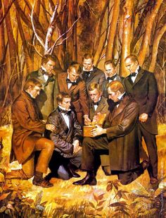 8 Witnesses to the Book of Mormon Sis. Wright's Seminary Journey