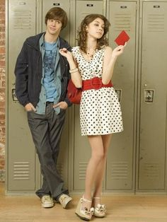 Geek Charming not gonna lie I really liked this movie probably because they used actors that aren't Disney kids yeah that's it and hello there my friend ;)