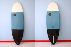 Antilope Surfboard by Christian Ørsted, via Behance