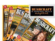 Bushcraft and Survival Skills Magazine subscriptions.