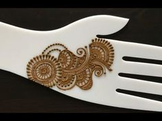 HARTALIKA TEEJ SPECIAL MEHNDI HENNA DESIGN   EASY TEEJ MEHENDI - YouTube Henna Designs Easy, Mehandi Designs, Teej Festival, Mehndi Video, Indian Mehendi, Indian Festivals, Henna Mehndi, Eyeliner, Simple