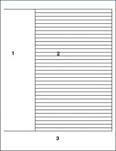 Cornell Notes | Cornell Note Taking & Word Templates