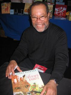 Jerry Pinkney at IRA in Toronto