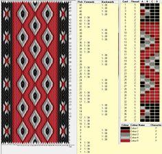 Diseño 38 tarjetas, 5 colores. Alterna 4 movimientos hacia adelante y 4 en reversa