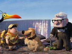 Service dog meets Dug from UP at Disney World and it's as cute as you think Walt Disney, Disney Cast, Disney Pixar Up, Jim Carrey, Cat Anime, Up Animation, Travel Movies, Disney Secrets, Pixar Movies