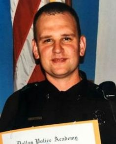 Always remember: Police Officer Michael Krol, Dallas Police Department, Texas