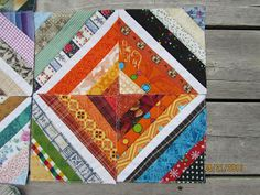 At the Corner of Scraps and Quilts