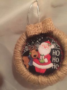 A personal favorite from my Etsy shop https://www.etsy.com/listing/252971358/christmas-ornaments